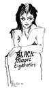 Cartoon: SMOKE ME BABY (small) by Toonstalk tagged black magic cigarettes