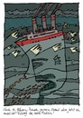 Cartoon: 12 Punsch (small) by schwoe tagged alkohol seekrank schiff kater titanic eisberg