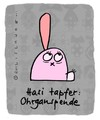 Cartoon: Hasi 15 (small) by schwoe tagged hasi,hase,organspende,ohr,tapfer