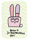 Cartoon: Hasi 28 (small) by schwoe tagged hasi,hase,frankenstein,monster,medizin