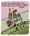 Cartoon: Metaphernfrei (small) by schwoe tagged metapher,vergleich,literatur,autor,lesung,roman