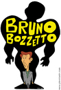 Cartoon: Bruno Bozzetto (small) by Piero Tonin tagged piero,tonin,bruno,bozzetto,minivip,supervip