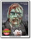 Cartoon: Celebrity Zombies (small) by monsterzero tagged zombies cheney political