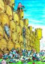 Cartoon: Wine (small) by Kazanevski tagged no tags