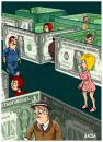 Cartoon: labyrinth (small) by bacsa tagged labyrinth