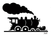 Cartoon: train (small) by bacsa tagged train