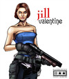 Cartoon: Jill Valentine (small) by billfy tagged resident evil games sexy