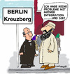 Cartoon: INTEGRATION..word for 2010... (small) by EASTERBY tagged integration immigrants immigration