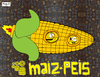 Cartoon: Maiz peis (small) by Munguia tagged myspace,corn,maiz,cohete,space