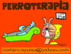 Cartoon: Perroterapia (small) by Munguia tagged perro,dog,can,guau,wow,woof,costa,rica,munguia,sicologo,psycology