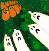 Cartoon: Rubber Soul (small) by Munguia tagged the beatles album cover parody condoms prophilactics ghosts