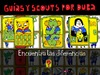Cartoon: Scouting for Animal Rights (small) by Munguia tagged scouts,animals,duba,wspa,munguia,art,humor,video,game