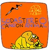 Cartoon: Soda Stereo cancion Animal (small) by Munguia tagged soda,stereo,cancion,animal