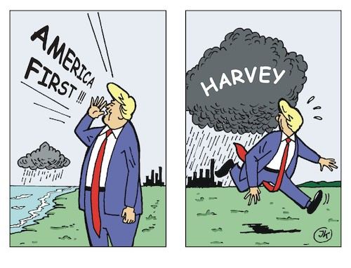 Hurrikan Harvey