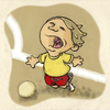 Cartoon: simulating a foul (small) by grega tagged soccer,football,red,yellow,card,foul