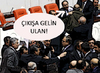 Cartoon: Cikisa gelin ulan! (small) by CIGDEM DEMIR tagged turkey