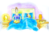 Cartoon: 3 (small) by hakandemirci tagged women,man