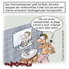 Cartoon: Zwilling (small) by karicartoons tagged cartoon,pickel,zwilling,bruder,zwillingsbruder,bad,spiegel,überraschung