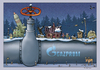 Cartoon: Gazprom (small) by kurtu tagged politik