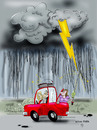 Cartoon: Electromobile (small) by paraistvan tagged elektromobile,schwiegermutter,mother,in,law