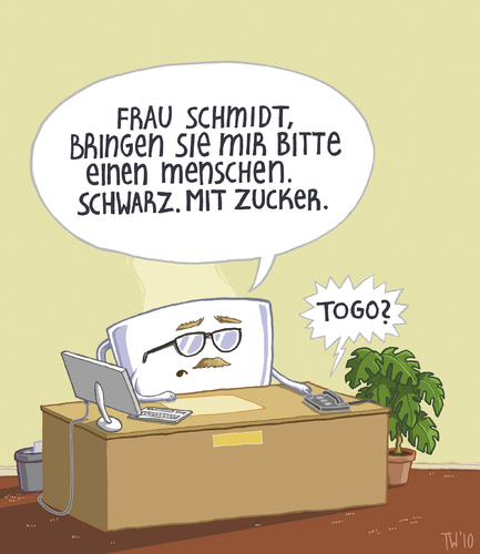 Bizzaro-Büro