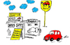 Cartoon: Auto Streichelanlage (small) by Marbez tagged auto,streichelanlage