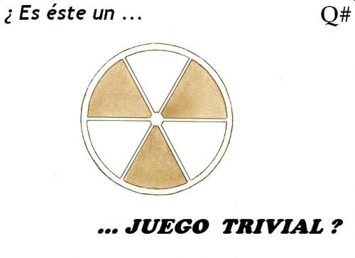 NUCLEAR POWER TRIVIAL GAME