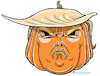 Cartoon: Trump Maske (small) by Riemann tagged president,trump,maske,halloween,horror,pumpkin,kürbis,papiermaske,ausschneiden,donald,mask,cut,out,george,riemann