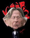 Cartoon: Roman Polanski (small) by Pajo82 tagged roman,polanski