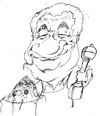 Cartoon: Antonio Carluccio (small) by Andyp57 tagged caricature,sketch,andyp57
