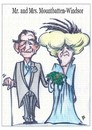 Cartoon: Mr. and Mrs. Mountbatten-Windsor (small) by Peter Schnitzler tagged royal,highness
