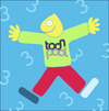 Cartoon: Happy-happy-toonpool-guy! (small) by badham tagged toonpool,birthday,party,years,guy