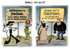 Cartoon: Anti Islam Demo Pegida Touristen (small) by Schwarwel tagged anti,islam,demo,pegida,touristen,leipzig,kariktur,schwarwel