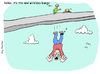 Cartoon: wireless bungy (small) by roy friedler tagged wireless,bungy