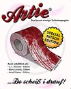 Cartoon: Artie toilet paper (small) by stewie tagged art toilet paper attersee lasnig nitsch special edition