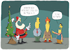 Cartoon: Rute (small) by SCHÖN BLÖD tagged thomas,luft,cartoon,lustig,rute,weihnachten,weihnachtsmann,bescherung,weihnachtsbaum,kind,eltern,mutti,heiligabend