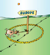 Cartoon: Europe (small) by Alexei Talimonov tagged europe