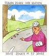 Cartoon: kurven (small) by Peter Thulke tagged auto,frauen