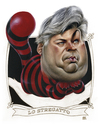 Cartoon: Carlo Ancelotti (small) by achille tagged ancelotti