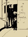 Cartoon: De Te Fabula Narratur (small) by adimizi tagged cartoon