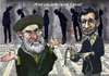 Cartoon: Iran is not Egypt (small) by jean gouders cartoons tagged iran,ahmedinejad,oppression