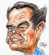 Cartoon: Jack Nicholson (small) by jean gouders cartoons tagged jack nicholson actor jean gouders