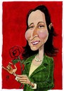Cartoon: Segolene Royal (small) by jean gouders cartoons tagged segolene,royal,jean,gouders,socialist