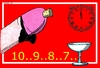 Cartoon: Countdown (small) by srba tagged new,year,champagne,midnight,hours,cheers