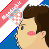 Cartoon: Mario Mandzukic (small) by TiNG tagged mario,mandzukic,cro