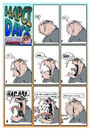 Cartoon: hapci dayi (small) by aceratur tagged hapci,dayi