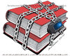 Cartoon: to_read_prohibition (small) by aceratur tagged to,read,prohibition