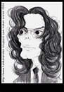 Cartoon: michael jackson (small) by hakanarslan tagged pop,music