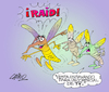 Cartoon: Mosquitos (small) by LAINO tagged mosquitos