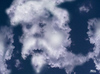 Cartoon: cloud face 28 (small) by besscartoon tagged wolken,himmel,cloud,gesicht,face,bess,besscartoon